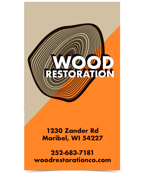 logo: Wood Restoration